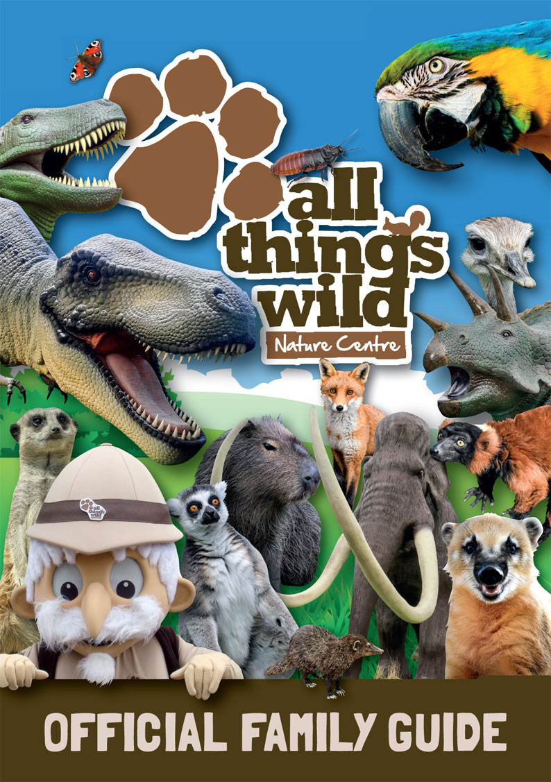 All Things Wild Guide Book